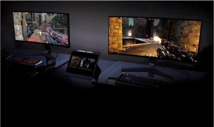 Acer GN246HL Preto widescreen - 144 hz
