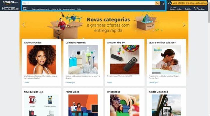 Amazon é um site seguro? É confiável?