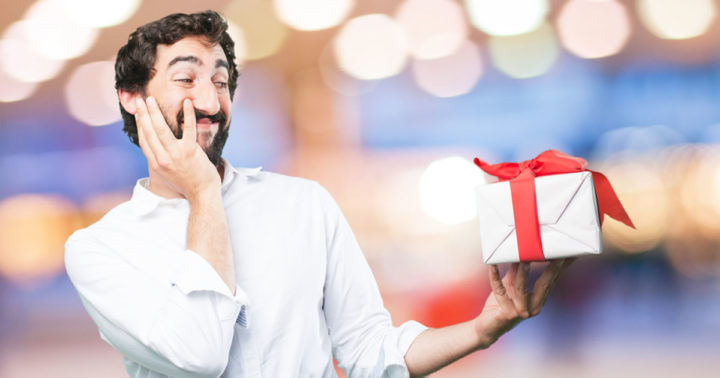 Presentes para homem: melhores ideias para todos os perfis!