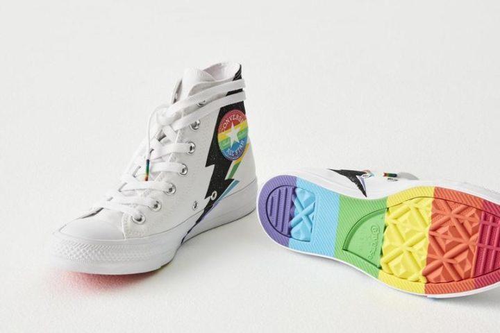 Tênis LGBT: 3 marcas que lançaram coleções especiais