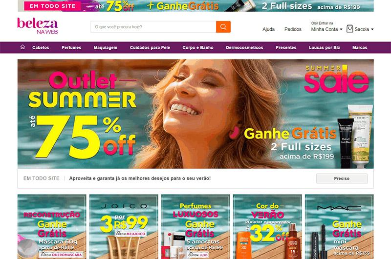 Beleza na Web é um site seguro? É confiável?