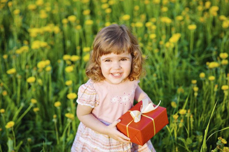 Melhores presentes para crianças até 5 anos