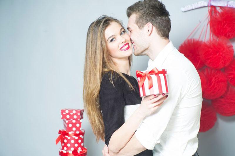 Presentes para namorada nova