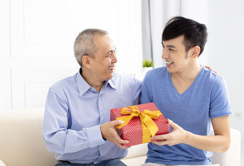 Presentes para sogro