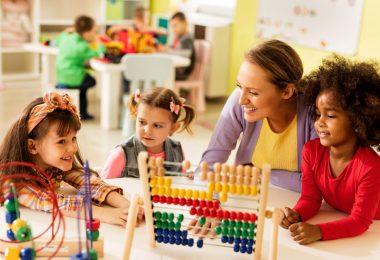Presentes para crianças de 3 a 6 anos