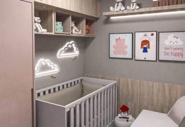 Quadros para o quarto do bebê