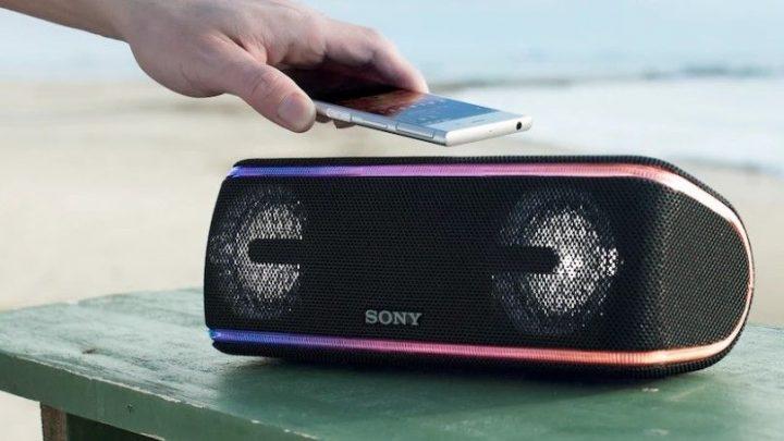 Melhor caixa de som Sony: descobrimos e mostramos aqui!